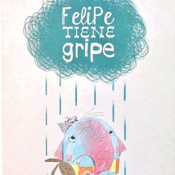 Felipe tiene gripe