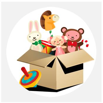 Tienda de regalos infantiles
