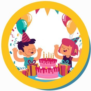 Cumpleaños y niños